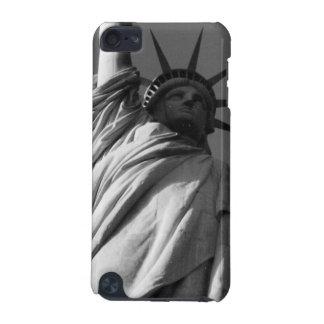自由の彫像bw iPod touch 5G ケース