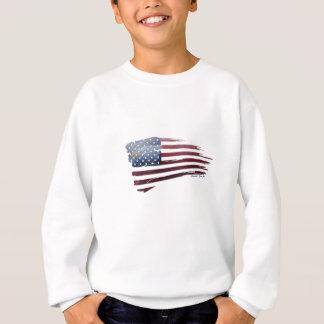 自由の旗 スウェットシャツ