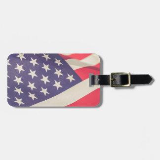 自由の旗 ラゲッジタグ