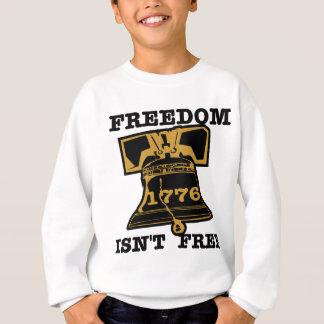 自由の鐘の自由は自由ではないです スウェットシャツ