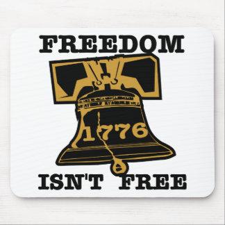 自由の鐘の自由は自由ではないです マウスパッド