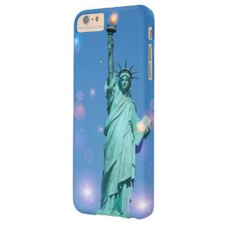 自由のiPhone 6のプラスの場合 Barely There iPhone 6 Plus ケース