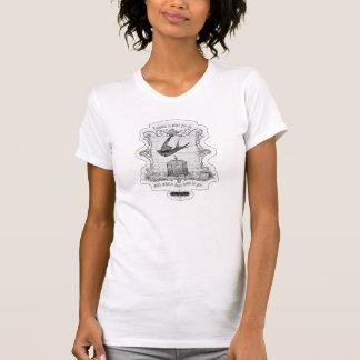自由は…することです Tシャツ