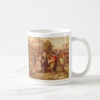 自由ジーンGerome Ferrisの揺りかごを造ること コーヒーマグカップ