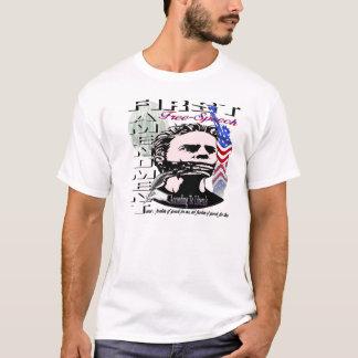 自由スピーチ Tシャツ