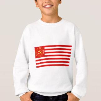 自由主義のなアメリカ スウェットシャツ