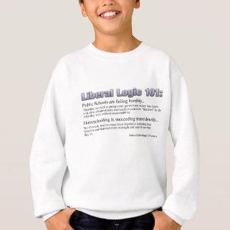 自由主義のな論理101のデザイン#2 スウェットシャツ