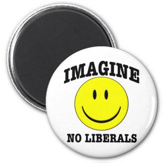 自由主義者を想像しないで下さい マグネット