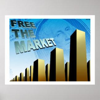 自由市場経済 ポスター