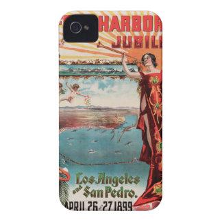 自由港の記念祭、ロサンゼルスおよびサンペドロ。 iPhone 4 ケース