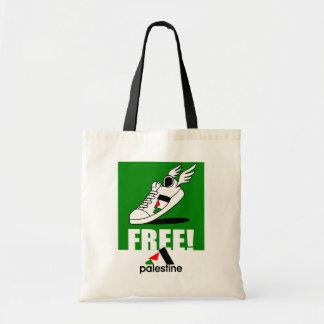 自由! パレスチナ トートバッグ