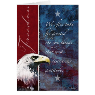 自由Gratitude3 -軍隊サポート カード
