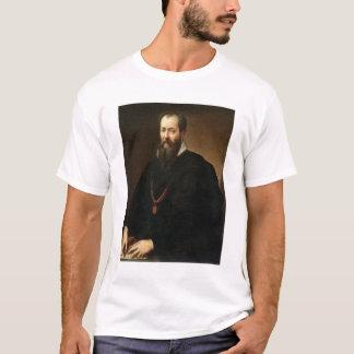 自画像1566-68年(キャンバスの油) Tシャツ