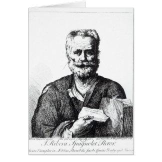 自画像1729年 カード