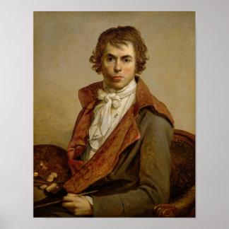 自画像1794年 ポスター