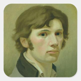 自画像1802年 スクエアシール