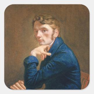 自画像1805年 スクエアシール