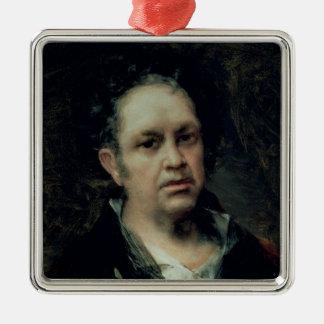 自画像1815年 メタルオーナメント