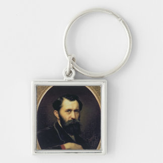 自画像1870年 キーホルダー