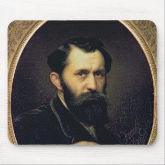 自画像1870年 マウスパッド