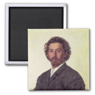 自画像1887年 マグネット