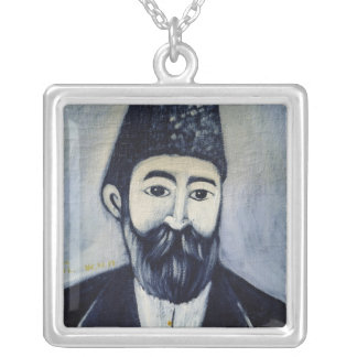 自画像1900年 シルバープレートネックレス