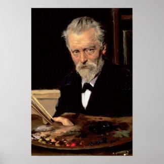 自画像1905年 ポスター