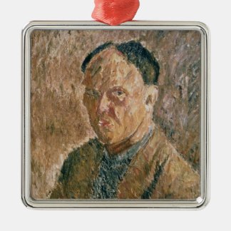 自画像1923年 メタルオーナメント