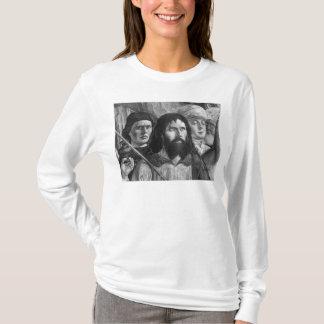 自画像3 Tシャツ