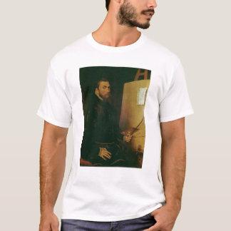 自画像4 Tシャツ