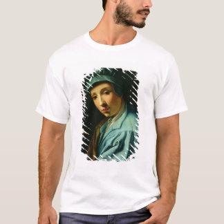 自画像、c.1555 (パネルの油) tシャツ