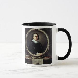 自画像、c.1670-73 マグカップ