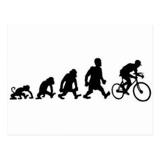自転車に乗ること ポストカード