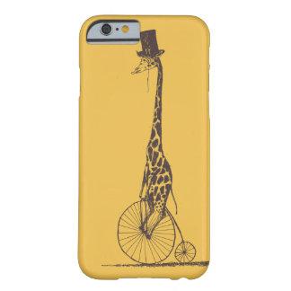 自転車のキリン BARELY THERE iPhone 6 ケース