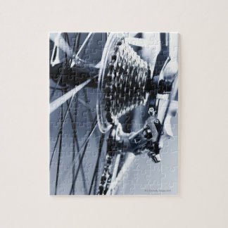 自転車のギア2の閉めて下さい ジグソーパズル