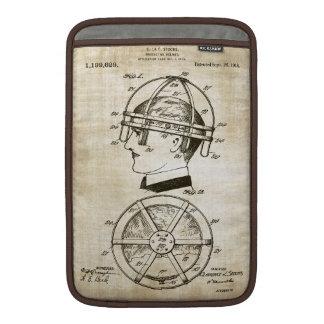 自転車のパテント-元の19世紀な芸術 MacBook スリーブ