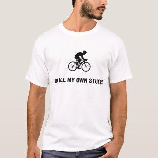 自転車のレーサー Tシャツ