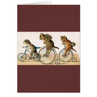 自転車の乗車 カード