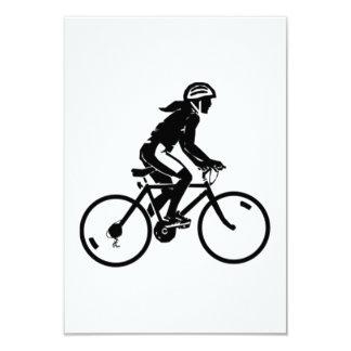 自転車の乗馬 カード