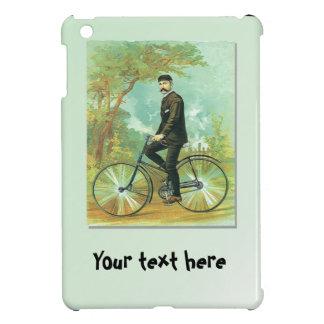 自転車の兵士 iPad MINIケース