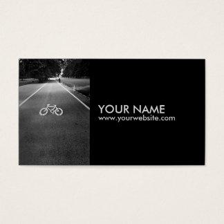 自転車の印の名刺1 名刺