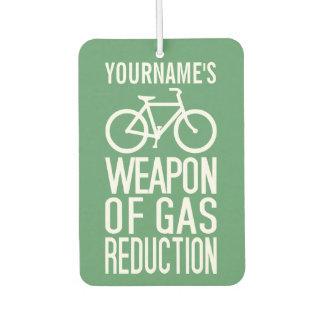 自転車の名前をカスタムする及び色の空気freshner カーエアーフレッシュナー