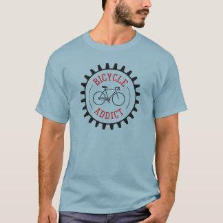 自転車の常習者 Tシャツ
