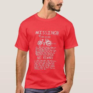 自転車の盗人 Tシャツ