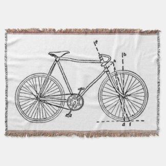 自転車の青写真 スローブランケット