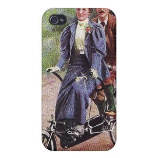 自転車のSpeckの旧式なタンデム場合 iPhone 4 カバー