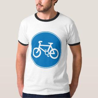 自転車はTシャツをからかいます Tシャツ