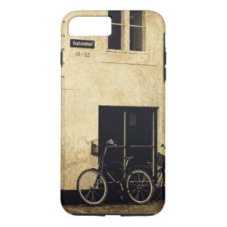 自転車コペンハーゲンデンマーク iPhone 8 PLUS/7 PLUSケース