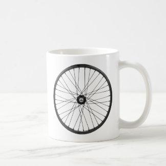 自転車ワイヤー車輪 コーヒーマグカップ