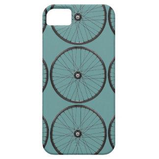 自転車ワイヤー車輪 iPhone SE/5/5s ケース